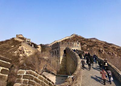 The wall, Beijin