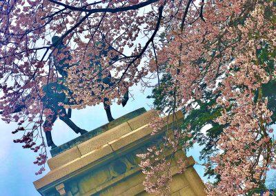 Date Masamune statue, Sendai