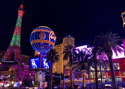 Paris Las Vegas Hotel, Las Vegas