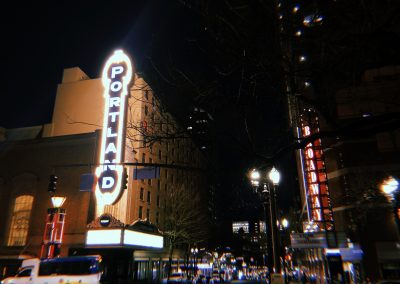 Arlene Schnitzer Concert Hall, Portland